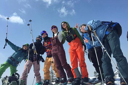 日帰り登山ツアー Day Hiking tour