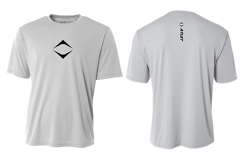 Atlet Shield Performance T-Shirt -Grey