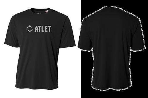 Atlet Performance Classic T-Shirt - Black