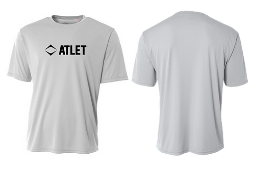 Atlet Performance Classic T-Shirt - Grey