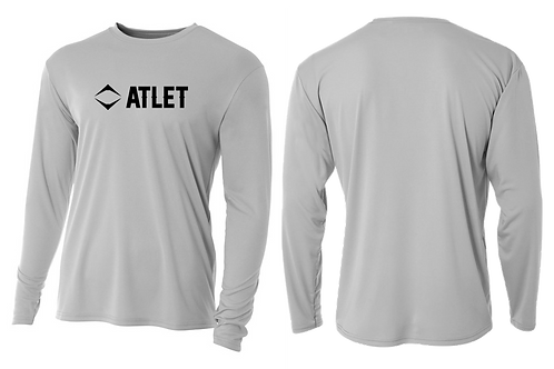 Atlet Performance Classic Long Sleeve  - Grey