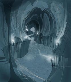 Night World dungeon passage