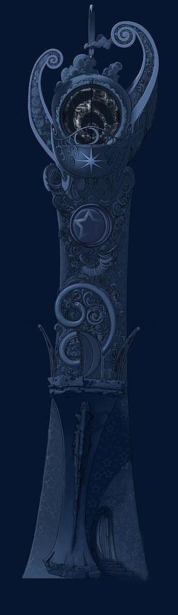 Princess Twins: The Night Tower