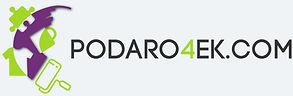 Логотип интернет-магазина Подарочек