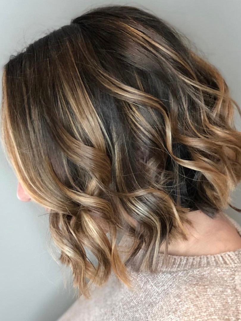 Curls and Color by Susan