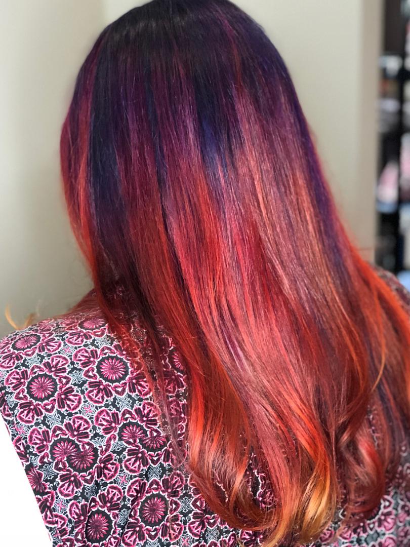 Rainbow Bream By Cassi