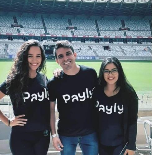 Ação promocional Payly