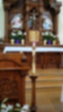 Easter Candle & Altar.jpg