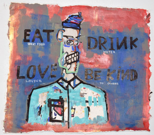 Eat Drink Love Be Kind