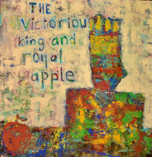 The Victorious King and Royal Apple