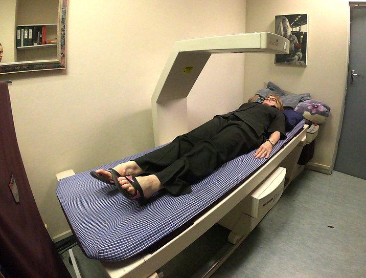 Bone Desity or DXA at The Radiology Group