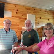 Tracy Oberleiter, Tom O'Hara & Sandy O'H