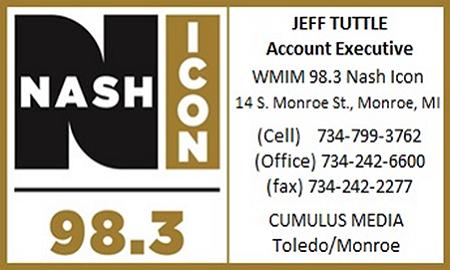 Executive Sponsor - Nash Icon 98.3