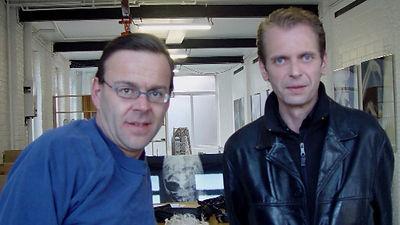 Klaus Guingand and Wim Delvoye - 2005 - Gent - Belgium
