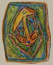 No Title -1976. Klaus Guingand artwok