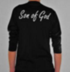 "Klaus Guingand T-shirt (man) - ""Son of God"""