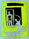 Jeudi 16 heures - 1969. Klaus Guingand artwork