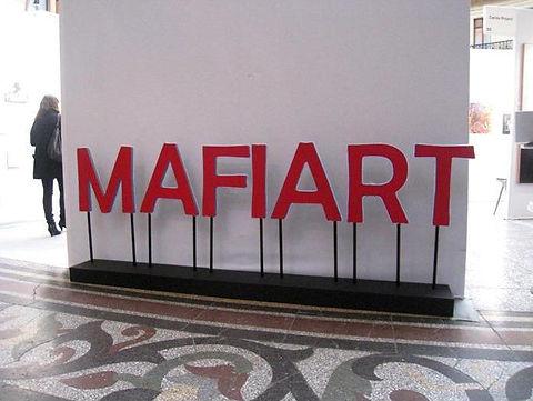 Little Mafiart - 2010- Klaus Guingand artwork