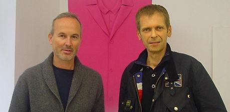 Klaus Guingand and Erwim Wurm - 2011 - Vienne - Autriche