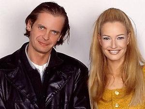 Klaus Guingand and Karen Mulder - 1995