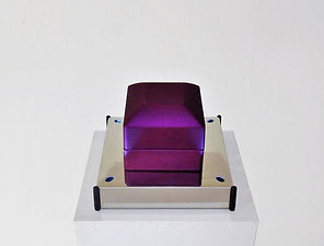 Klaus Guingand Artwork - Purple ring box