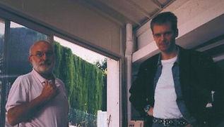 Klaus Guingand and Arman - 1993