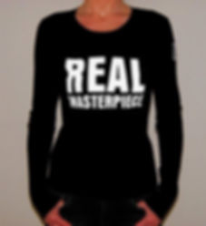 "Klaus Guingand T-shirt (woman) - ""Real Masterpiece"""