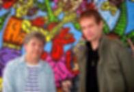Klaus Guingand and Robert Combas - 2008 - Paris - France