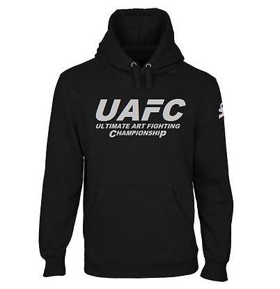 "Klaus Guingand Sweatshirt - UAFC- "" L'Ultimate Art Fighting Championship"""