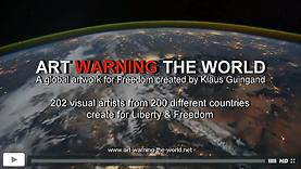 ART WARNING THE WORLD-2015