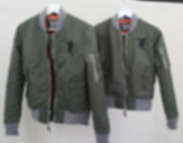 Chateau Marmont Bomber Jacket -recto