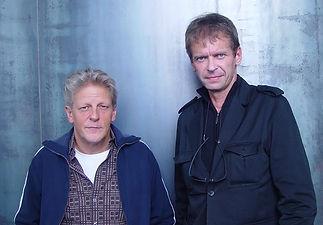 Klaus Guingand and Jan Fabre - 2008 - Anvers- Belgique