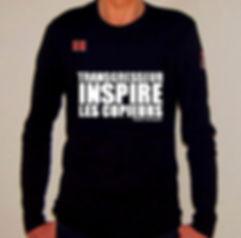"""Klaus Guingand T-shirt """"Un transgresseur inspire les copieurs"""""""""""