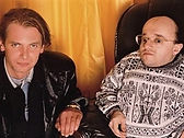 Klaus Guingand and Michel Petrucciani - 1995