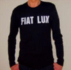 """Klaus Guingand T-shirt (man) - """"FIAT LUX"""""""