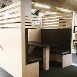 Built-in Office Furniture