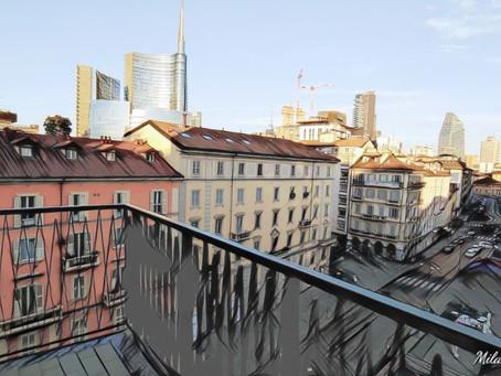 Appartamento in Garibaldi mm milano