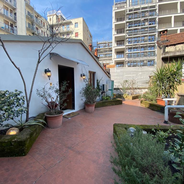 RIF405 Trilocale con terrazzo via Marghera