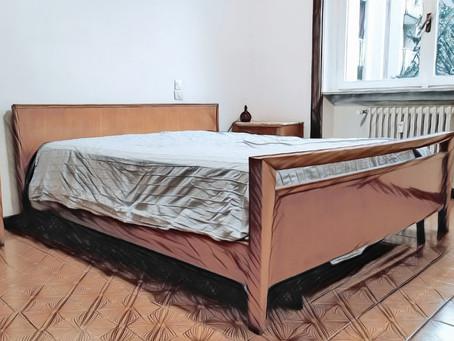 Ampia camera singola a Milano