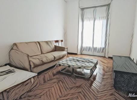 Appartamento vicino Ied Milano