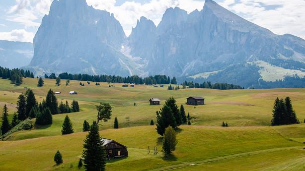 Selected Landscape works