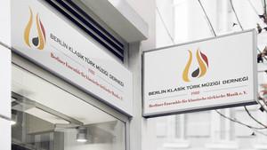 Corporate Identity Design for Berlin Klasik Türk Müziği Derneği