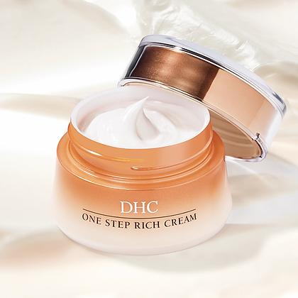 One Step Rich Cream(Cremă de faţă multifuncţională)