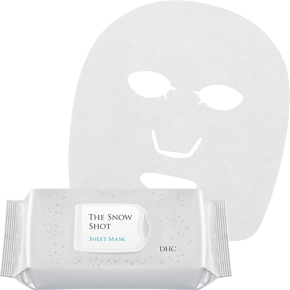 The Snow Shot Sheet Mask(Mască de faţă)