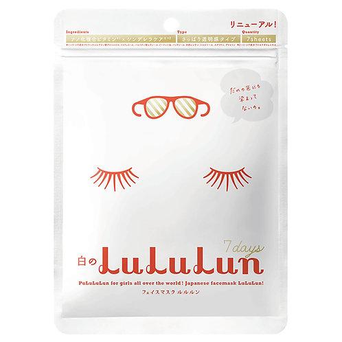 Lululun White Mask