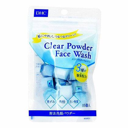 Clear Powder Face Wash(pudră pentru curăţirea feţei)