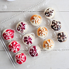 Bite-size Cheesecake Minis