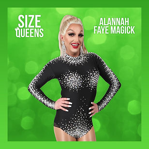Drag Queen Melbourne, Hens Party Melbourne, Size Queens, Drag Entertainment, Melbourne Drag Queen, Alannah FM
