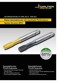 WDE-2021-03-239 Promotion Gewindeformer