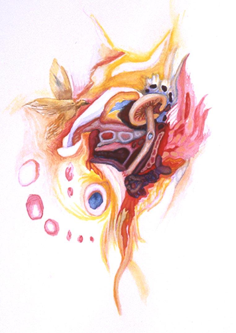 Subconscious Drawing 6